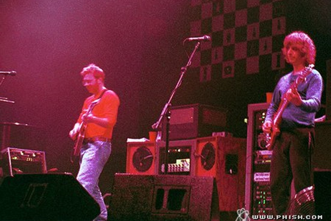 Image result for phish 1995