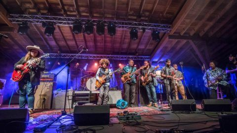 The Marcus King Band Family Reunion To Return For 2nd Installment