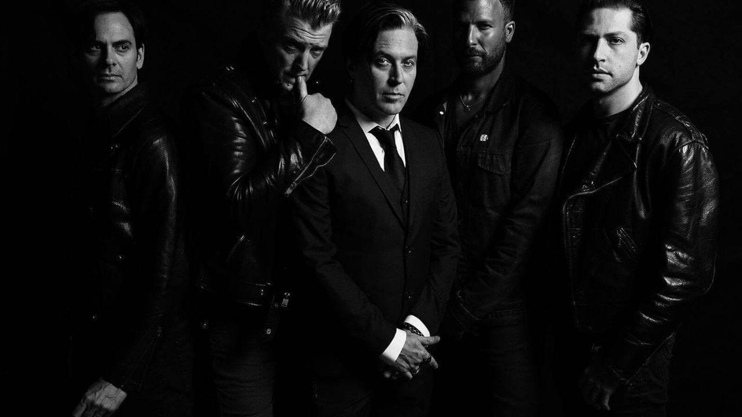 Image result for queens of the stone age 2017