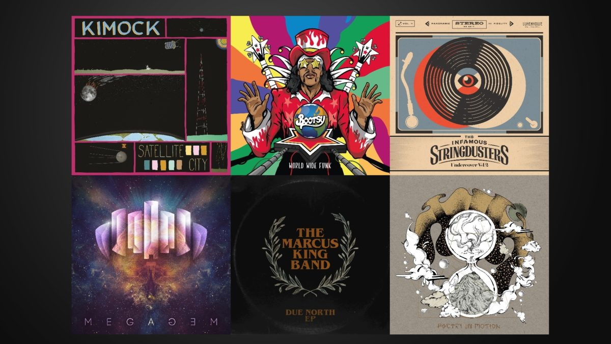 Updted October 27th Release Day Picks Albums