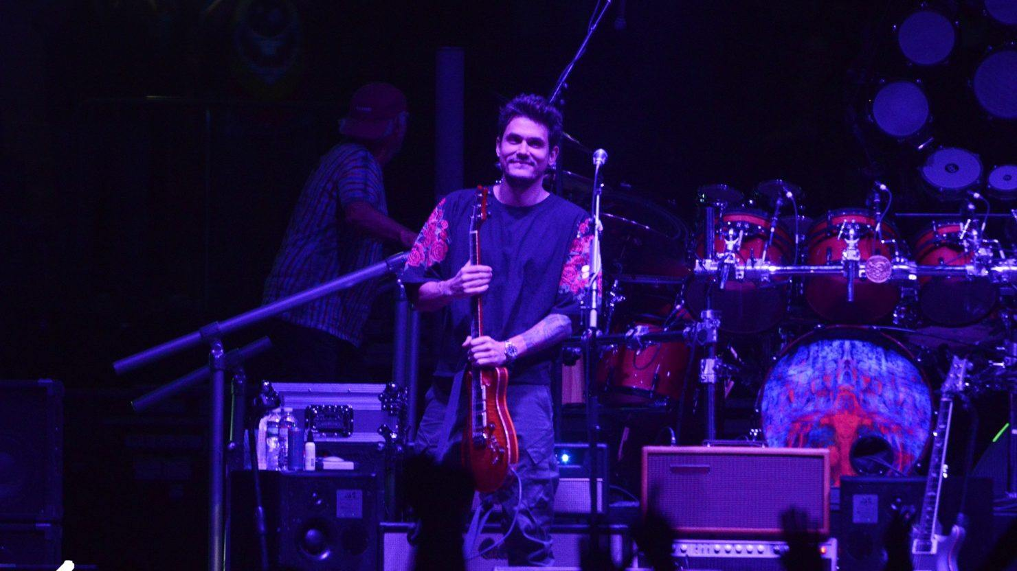 John Mayer Talks Dead & Company And Lockn' Festival On 'Tales From The Golden Road'