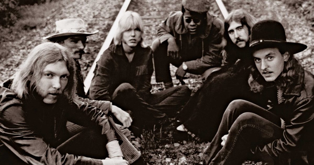 Allman Brothers Classic Lineup Album Cover Crop