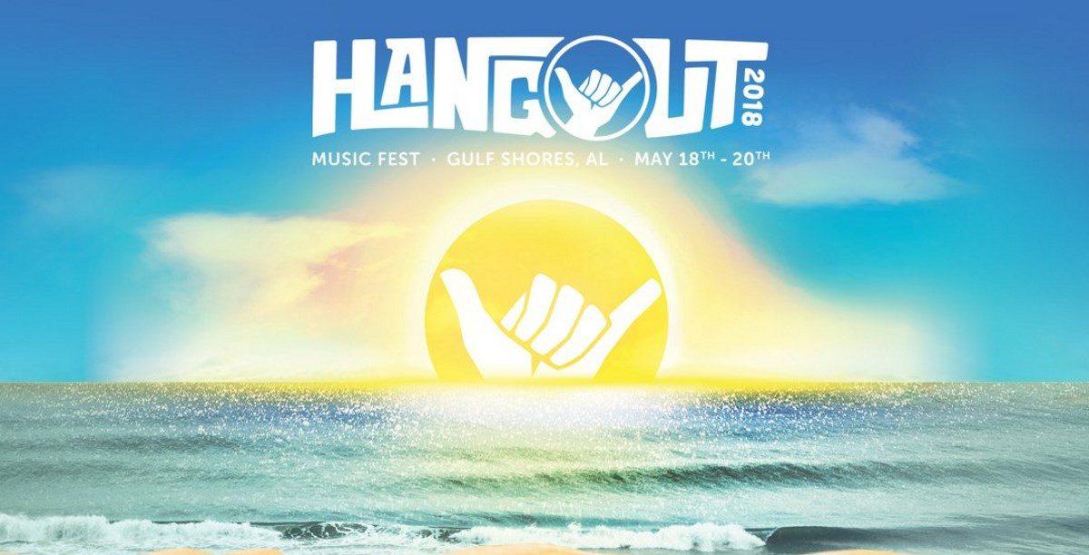 Hangout 2018 Logo Glory