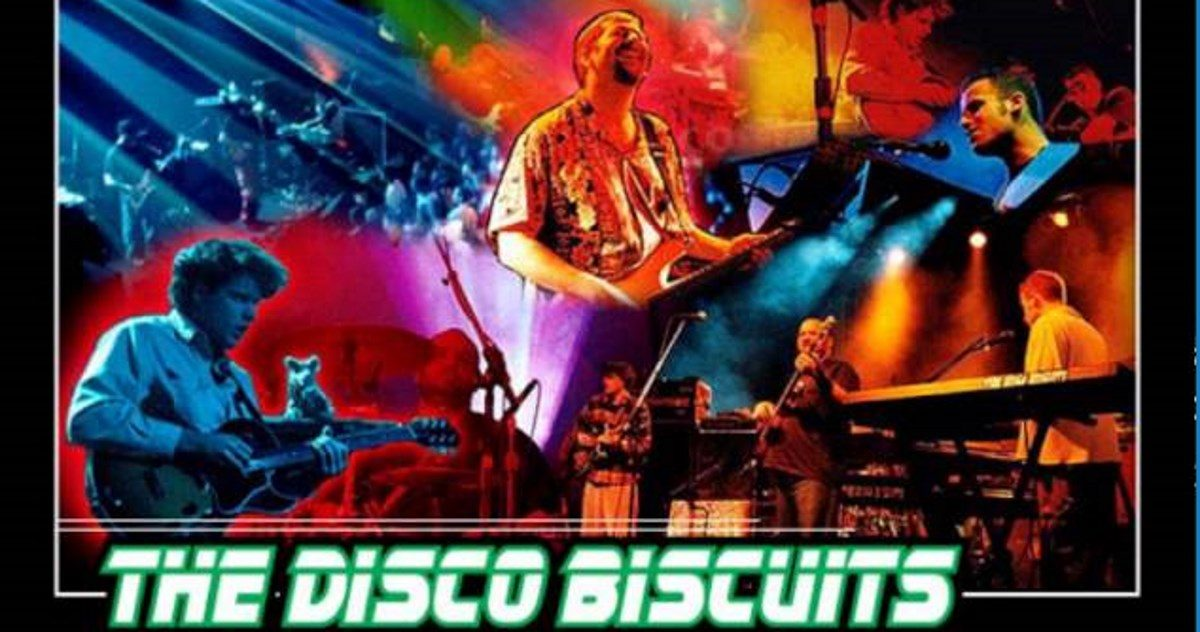 The Disco Biscuits 2001 Press Crop