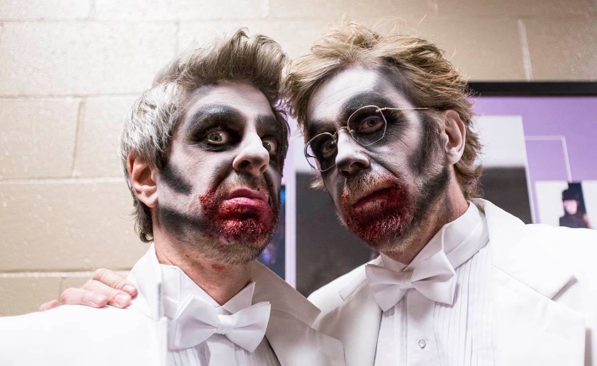 Phish Watch Party Nyc 2020 Halloween Here's How Phish Fans Reacted To 'Chilling, Thrilling' Halloween
