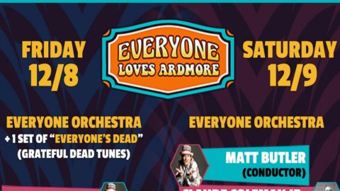 Everyone Orchestra To Present  Everyone Loves Ardmore  - Utter Buzz! e5280e28380f