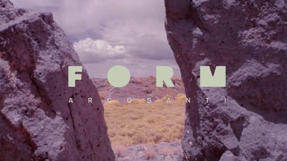 FORM Arcosanti Featured