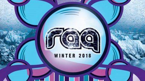 Raq announces 2018 winter run utter buzz raq announces 2018 winter run fandeluxe Gallery