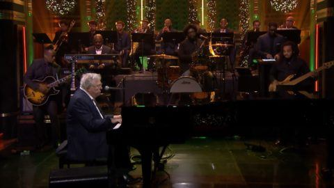Watch Randy Newman sit for a piano-side chat with Jimmy Fallon and perform  with The Roots on Monday s episode of  The Tonight Show.  c04b3ded417b0