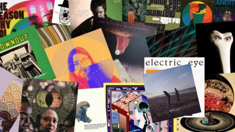"Aaron ""Neddy"" Stein takes a look back at his favorite music from 2017  featured in his RecommNeds column through a 52-track Spotify Playlist."