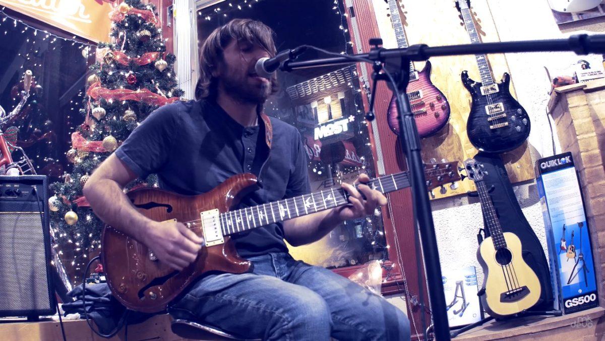 Rob Compa Dopapod Guitar Clinic 4K Screenshot 2017
