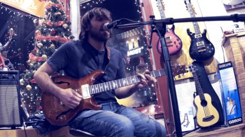 4K Video: Rob Compa Of Dopapod Covers Phish As Part Of Guitar  Clinic/Performance