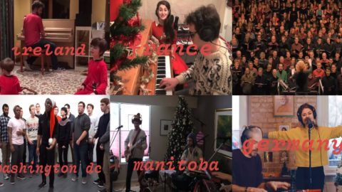 Musicians Around The World Celebrate 'Christmas In LA' With Vulfpeck ...