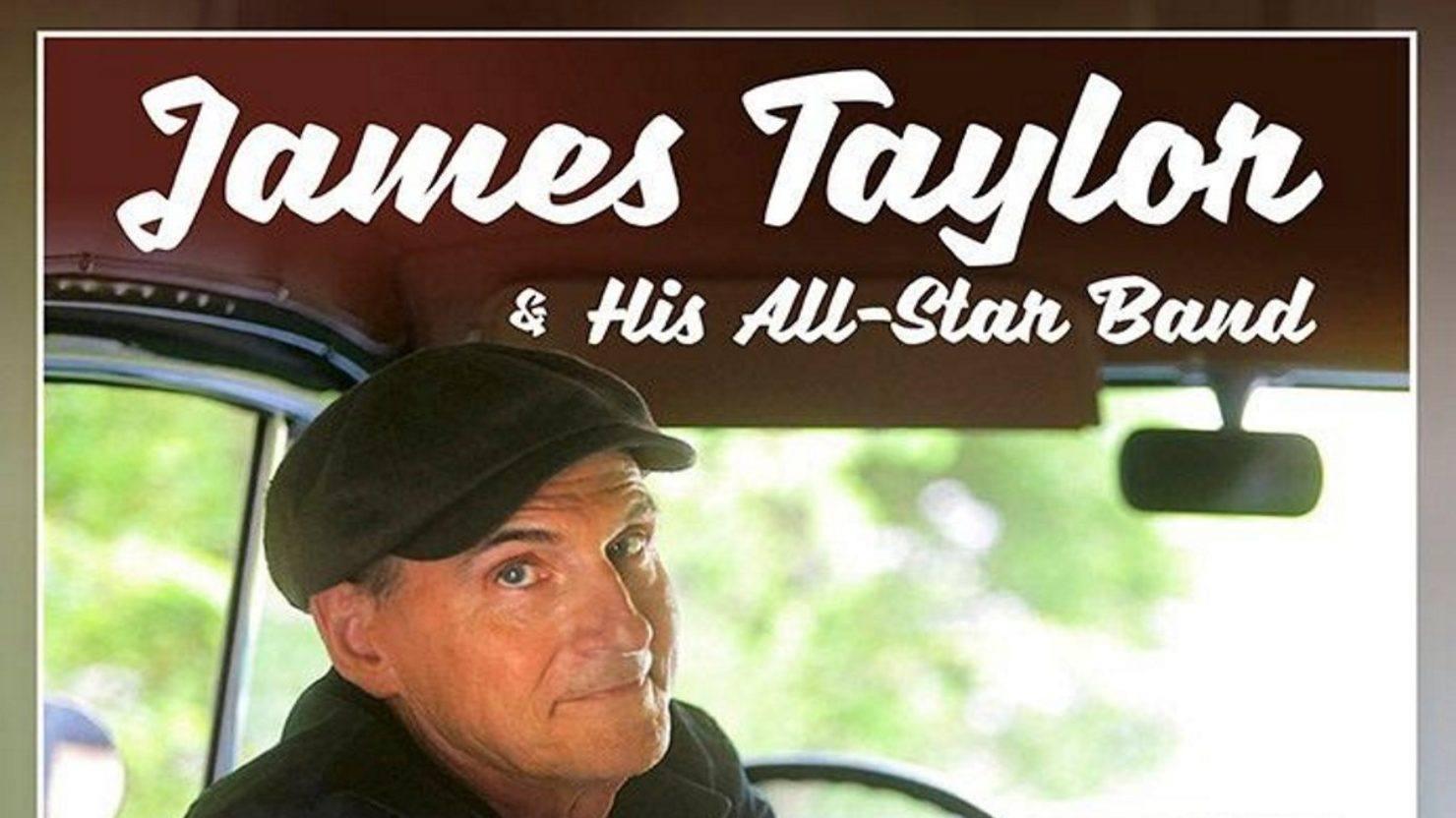 James Taylor Tour Seattle