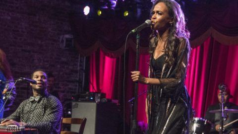 Robert Randolph & The Family Band Welcome Michelle Williams At Brooklyn Bowl