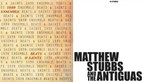 Instrumoveit Edition 1939 Ensemble Matthew Stubbs The Antiguas