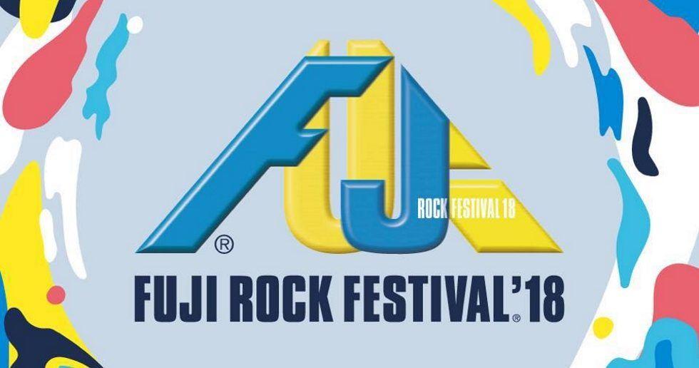 Fuji Rock 2018 Featured