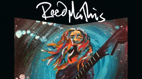 Reed mathis announces career spanning & cover filled in the now