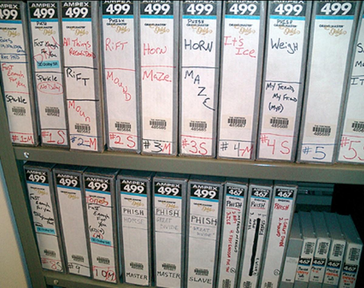 rift tapes
