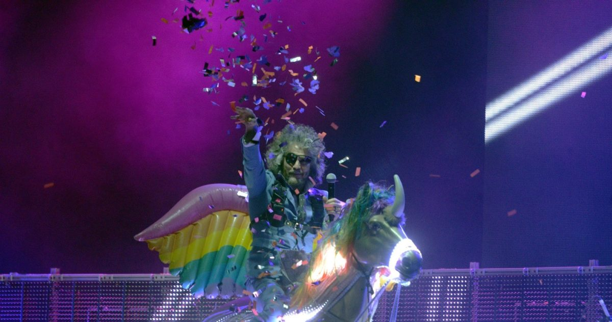 Flaming Lips Wayne Coyne 2018 Okeechobee Crop McCullough