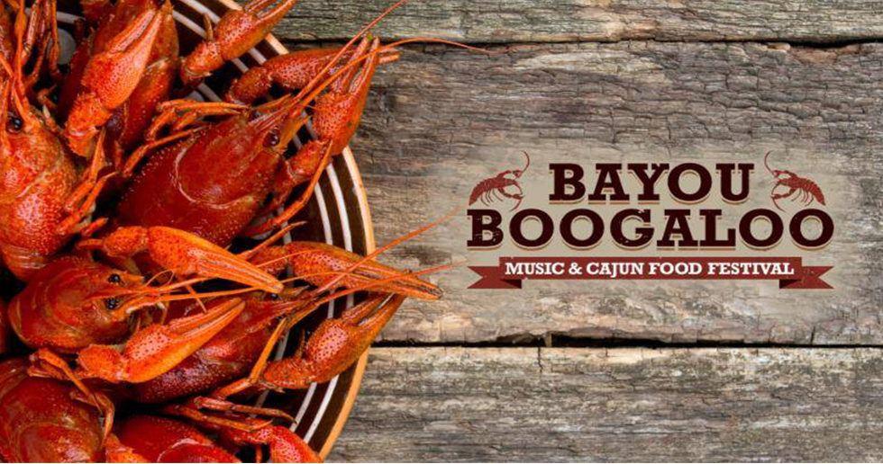 Cajun Food And Music Festival