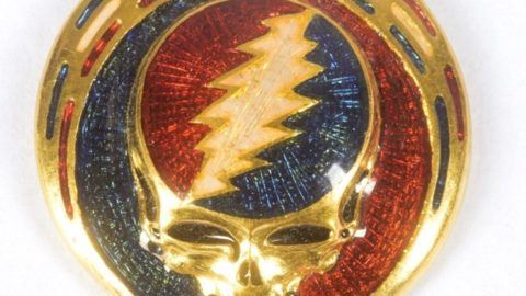 Grateful Dead Auction Includes Jewelry Created By Owsley Bear Stanley