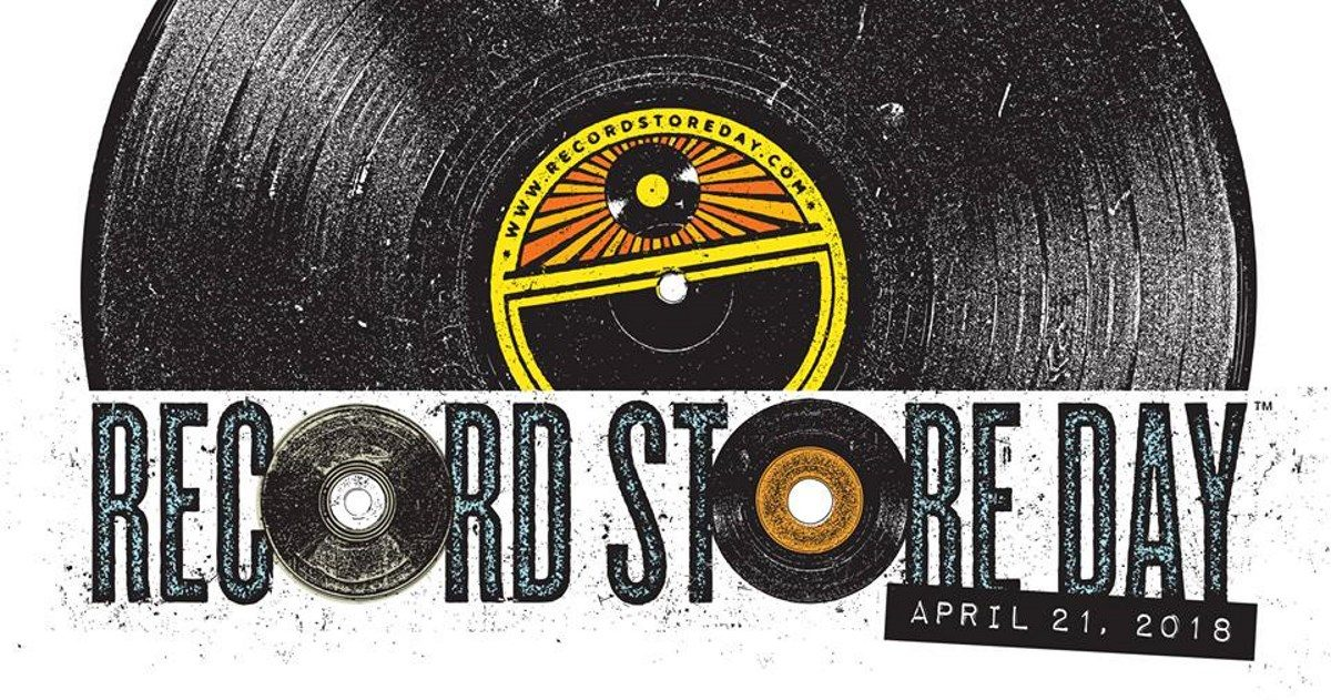 Record Store Day 2018 Glory