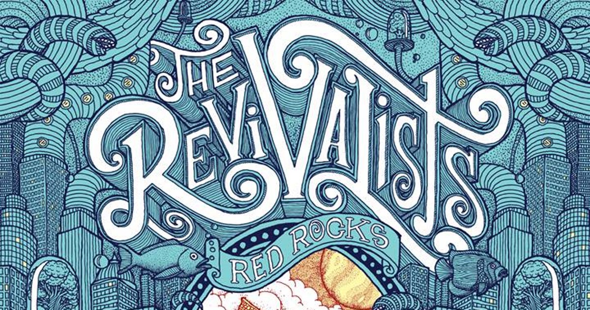 The Revivalists Confirm 2018 Red Rocks Show