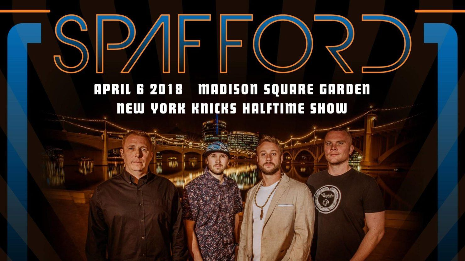 Spafford To Play Madison Square Garden For Knicks Halftime Performance