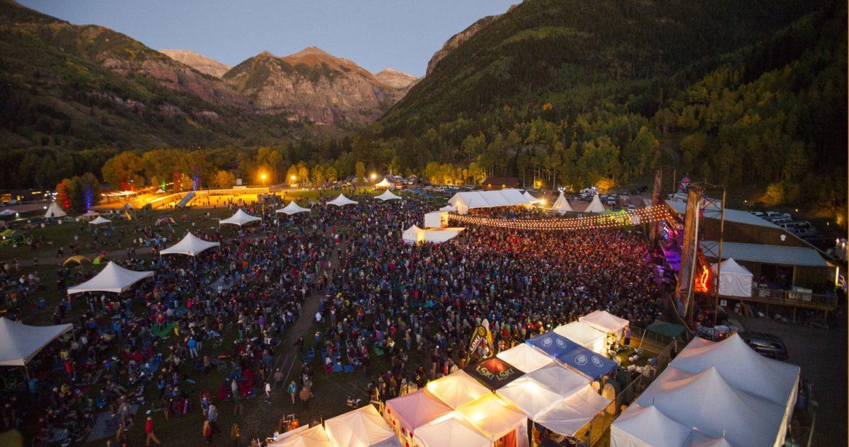 Telluride Blues Brews Glory Live