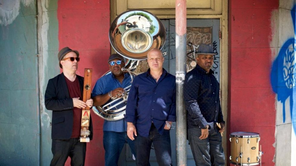 John Medeski's Mad Skillet and Jon Cleary