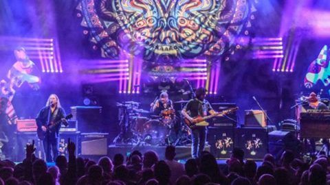 Govt mule with dick easter