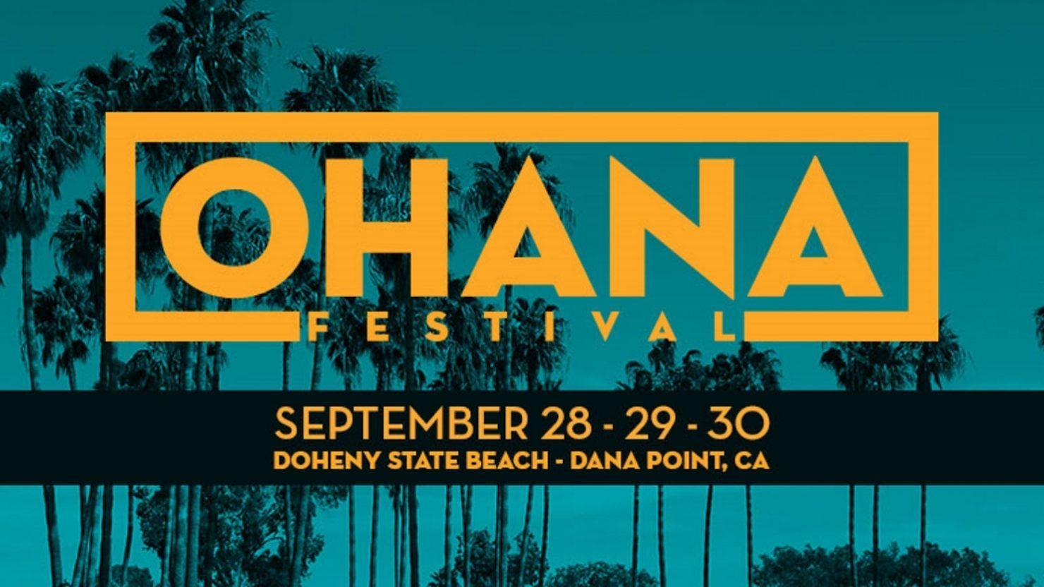 Image result for ohana fest banner