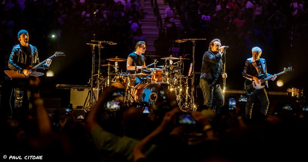 U2 Announces Joshua Tree Tour 2019