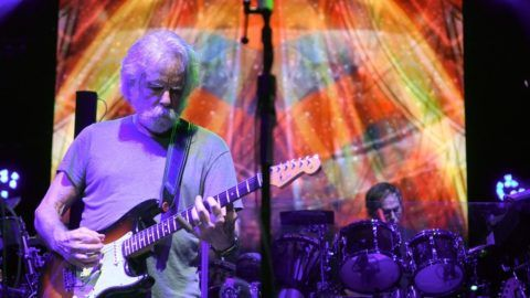 Dead Company Treated Fans To Expansive Versions Of Cassidy And Uncle Johns Band Along With Five Tour Debuts As Part Their Monday Night Show At