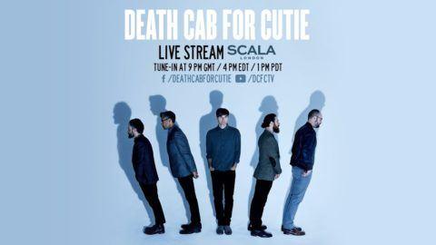 Death cab for cutie announces free london concert webcast utter buzz death cab for cutie announces free london concert webcast fandeluxe Image collections