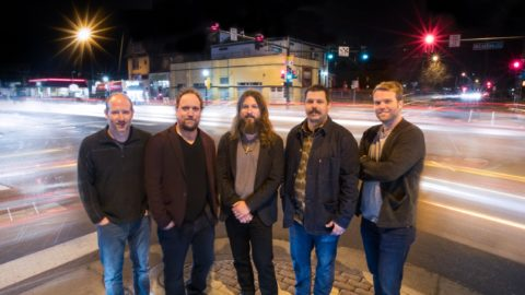Greensky Bluegrass Fall 2018 Press Crop Langille