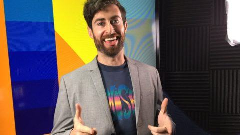 Scott Rogowsky Quizzes Governors Ball Attendees On Jam Scene Bands