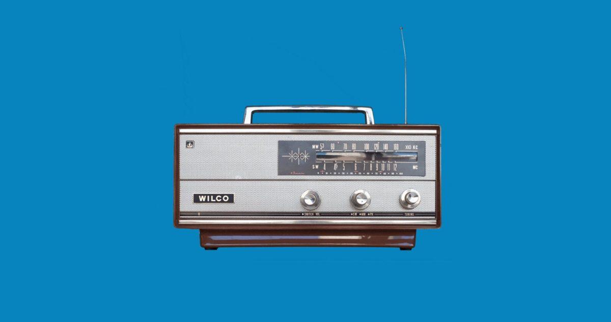 Wilco Radio Blue