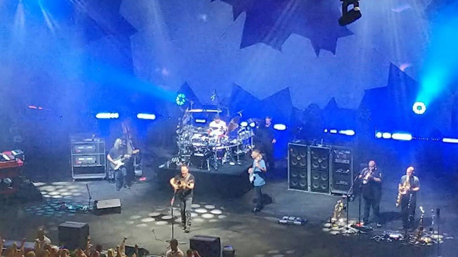 Dave Matthews Band Offers Up Bust Out In Saratoga