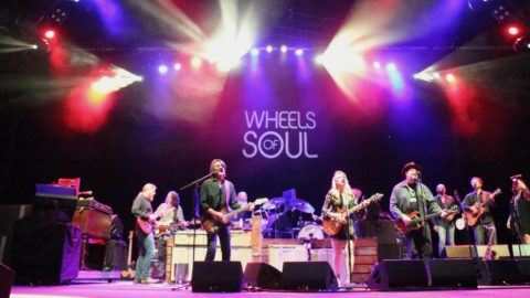 Wheels Of Soul 2018 Tedeschi Trucks Band Drive By Truckers