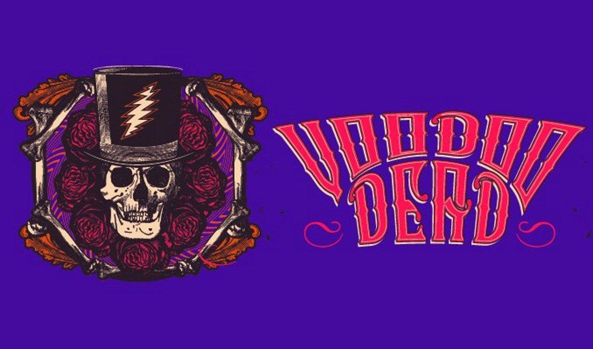 Voodoo Dead Logo Lofi