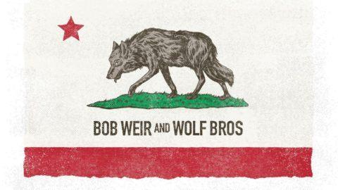 Bob Weir Wolf Bros Glory