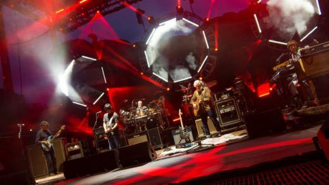 e43efcd06a5c Pro-Shot Video  The String Cheese Incident Shares  Birdland  Suite From Red  Rocks Run