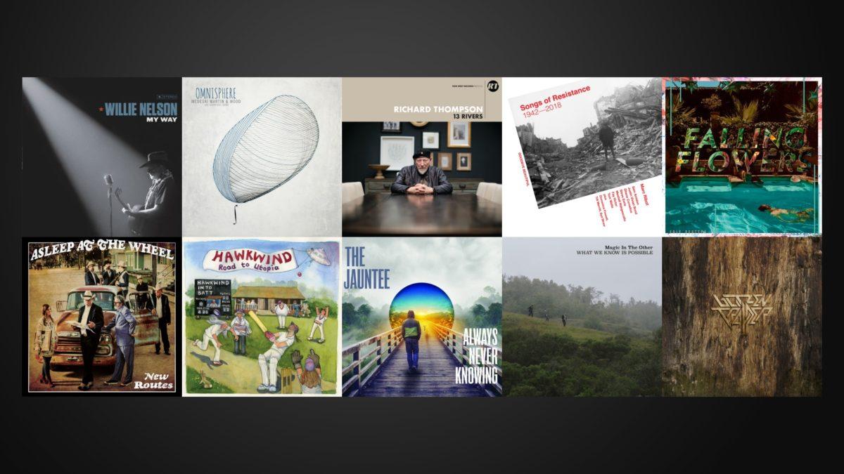 RDP Sept 14 Albums