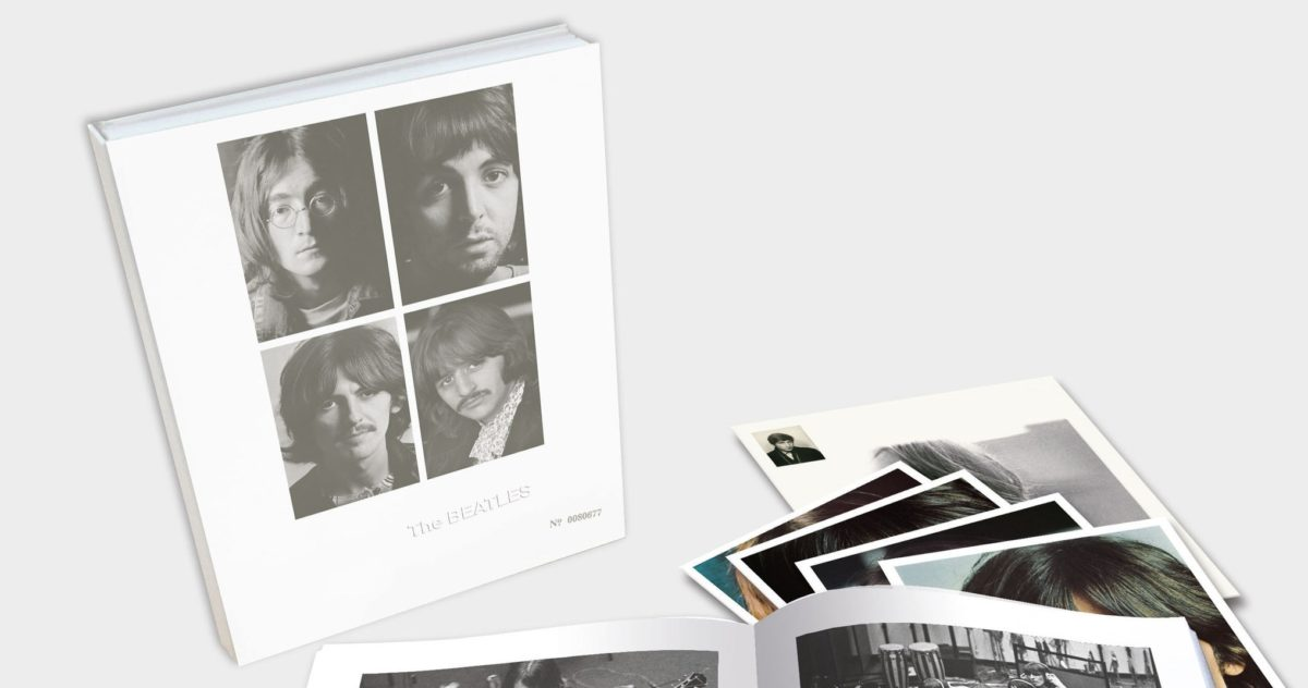 The Beatles Announce 'The White Album' Deluxe 50th Anniversary Edition