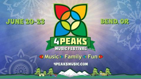 4 Peaks Music Festival 2019 Lineup