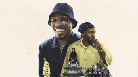 Anderson Paak Kendrick Lamar Tints