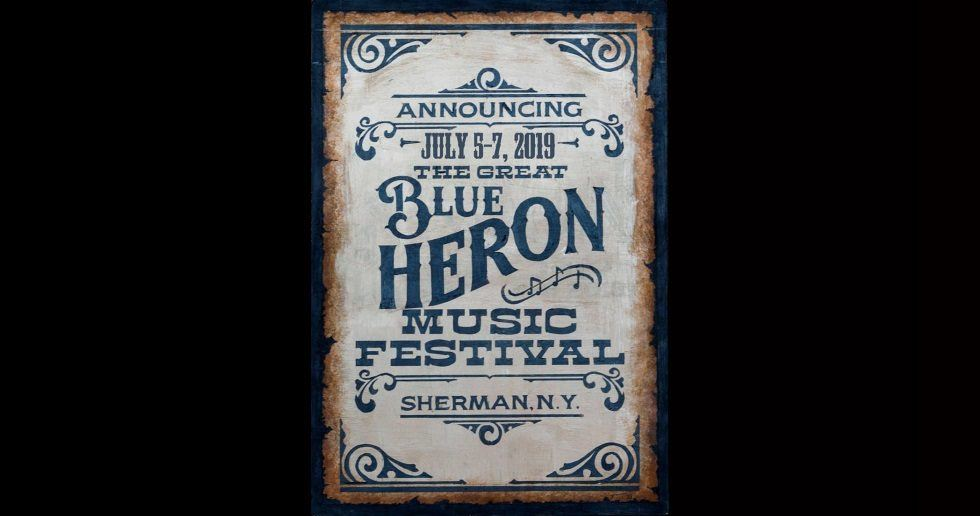 Blue Heron 2019