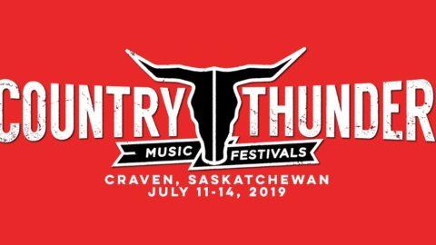 Country Thunder Saskatchewan 2019